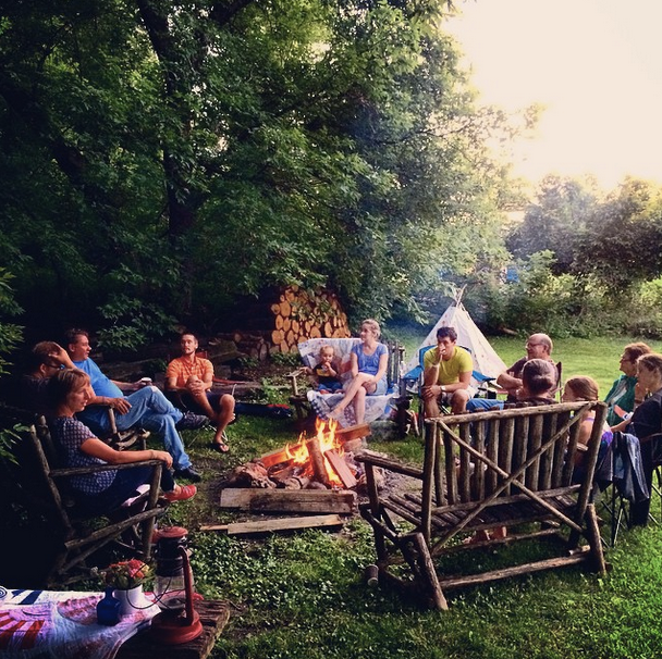 MTC Staff Potluck back in August